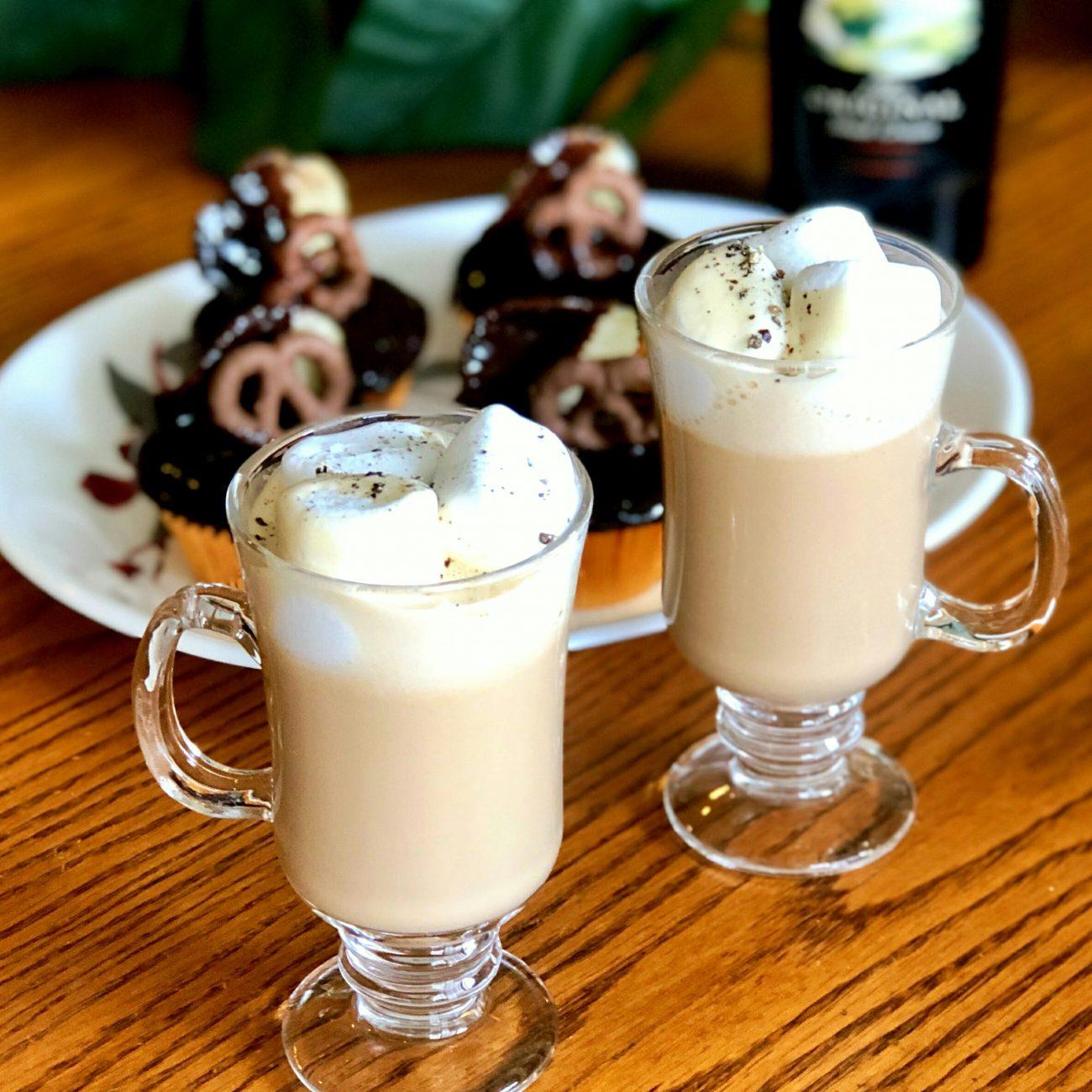 White Chocolate Chai with Baileys