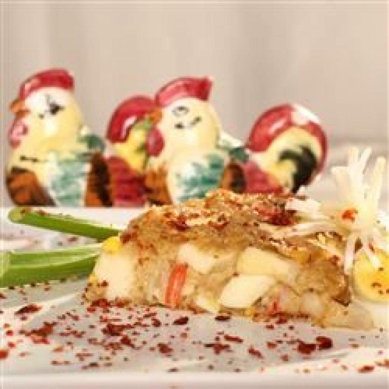 Crabmeat Bake Special Recipe