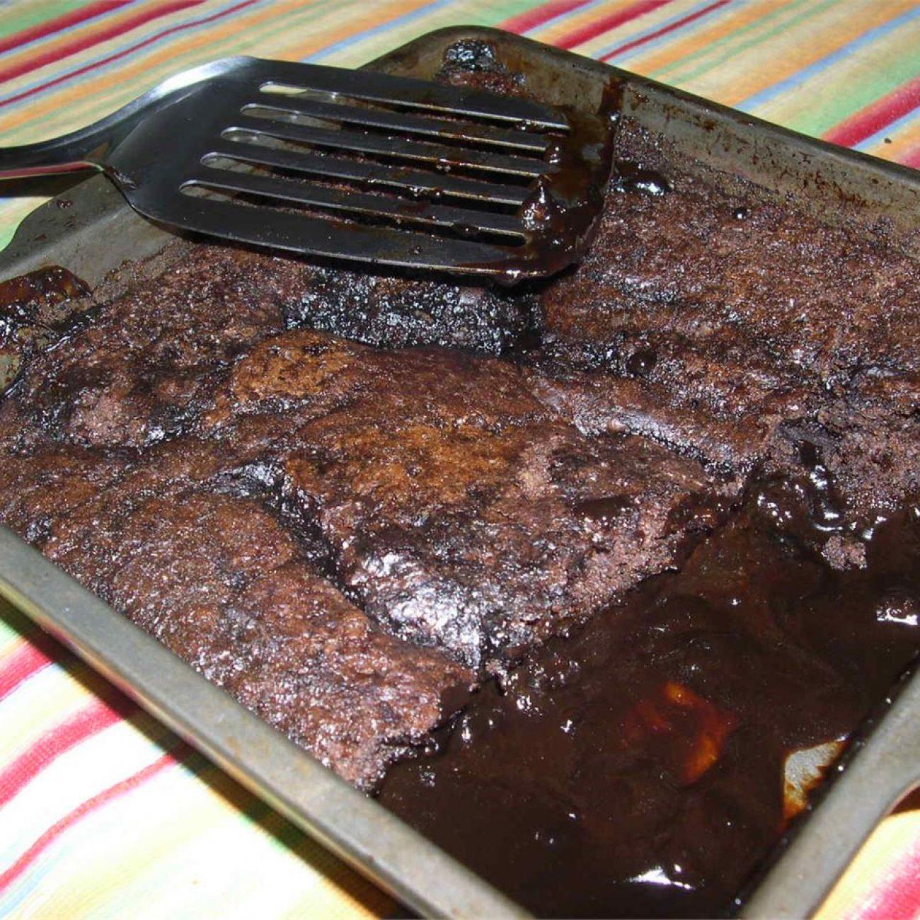 Floating Brownie Recipe