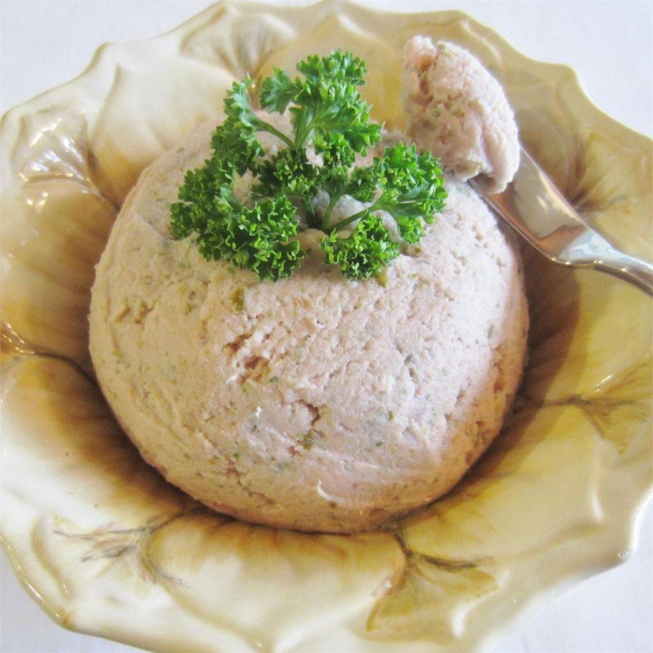 Ham Pate Recipe