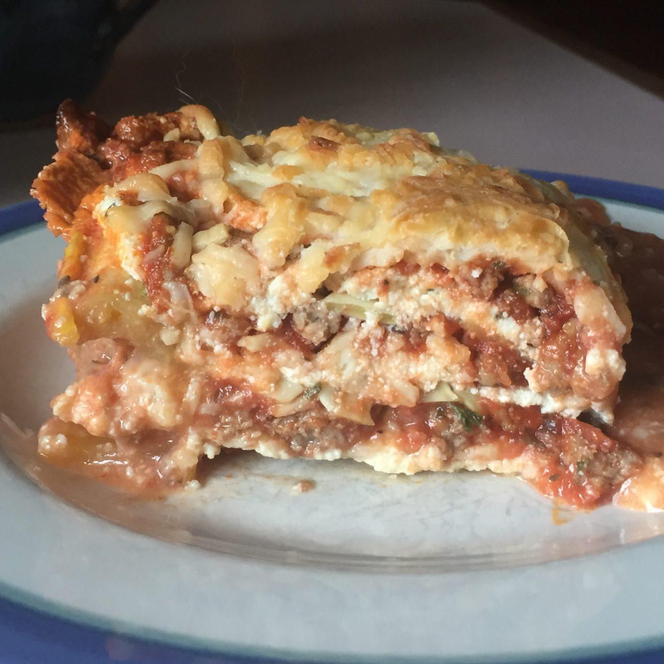 Ultimate Low-Carb Zucchini Lasagna Recipe