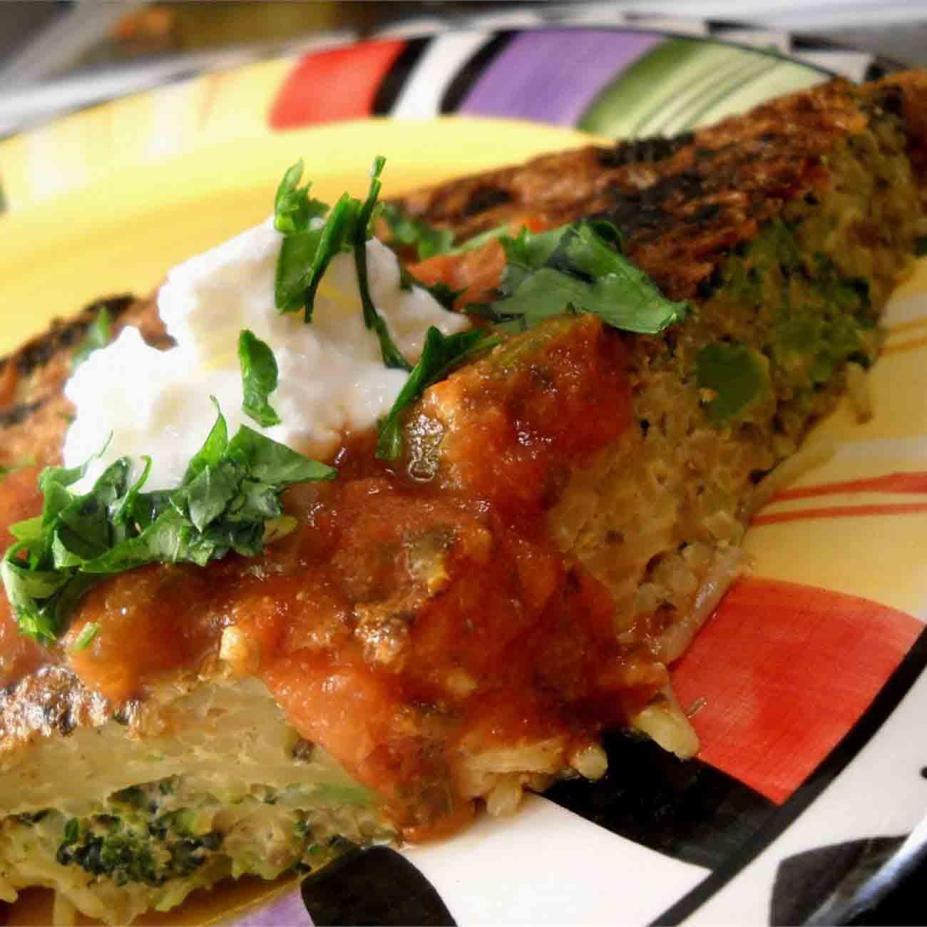 Easter Leftovers Frittata Recipe