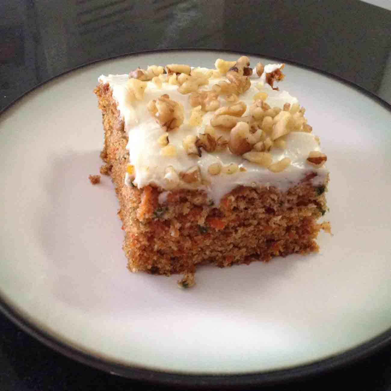 Carrot Cake XI Recipe