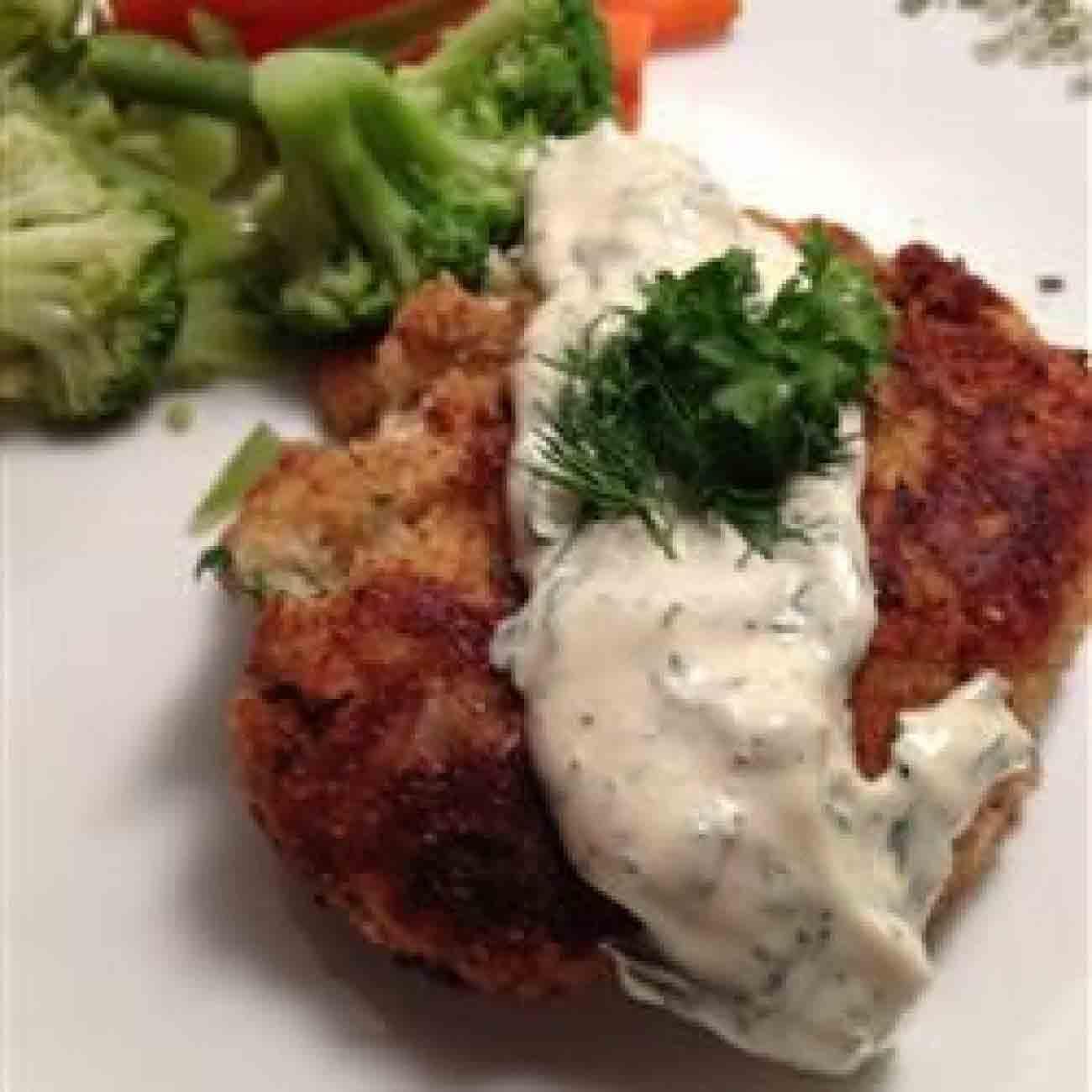Funco's Salmon Fish Cakes Recipe