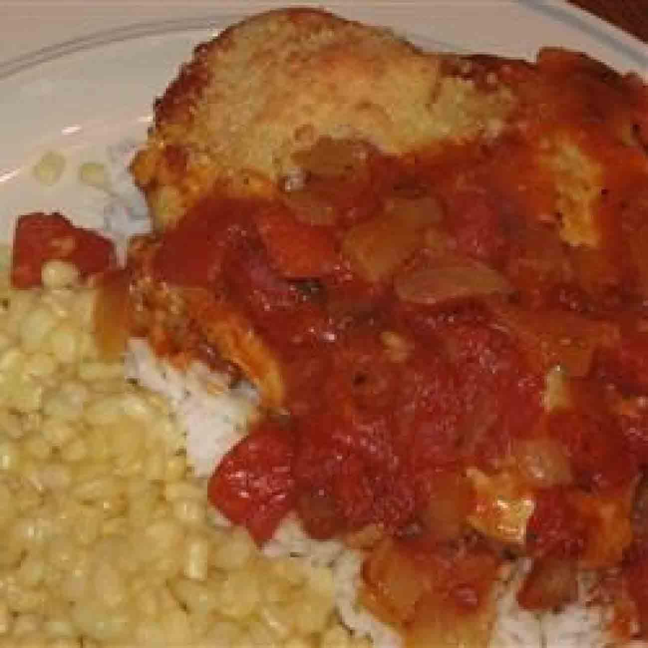 Tomato Curry Chicken Recipe