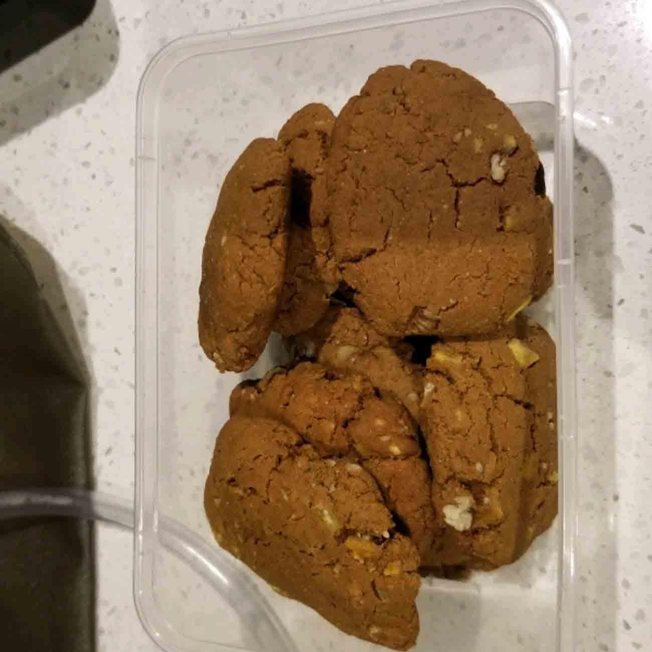 Dutch Molasses Cookies Recipe