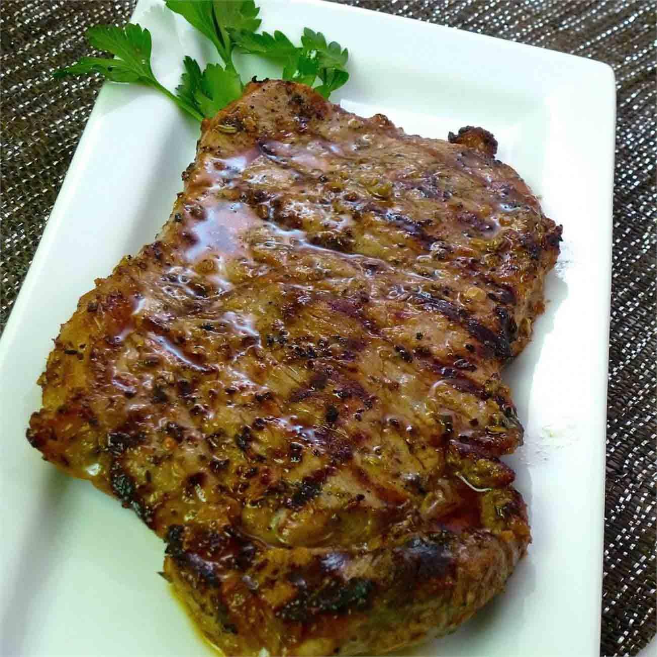 Cuban Marinated Steak Recipe